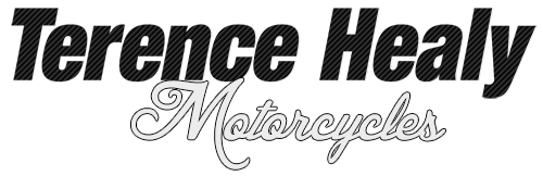 Terence Healy Motorcycles Large Logo